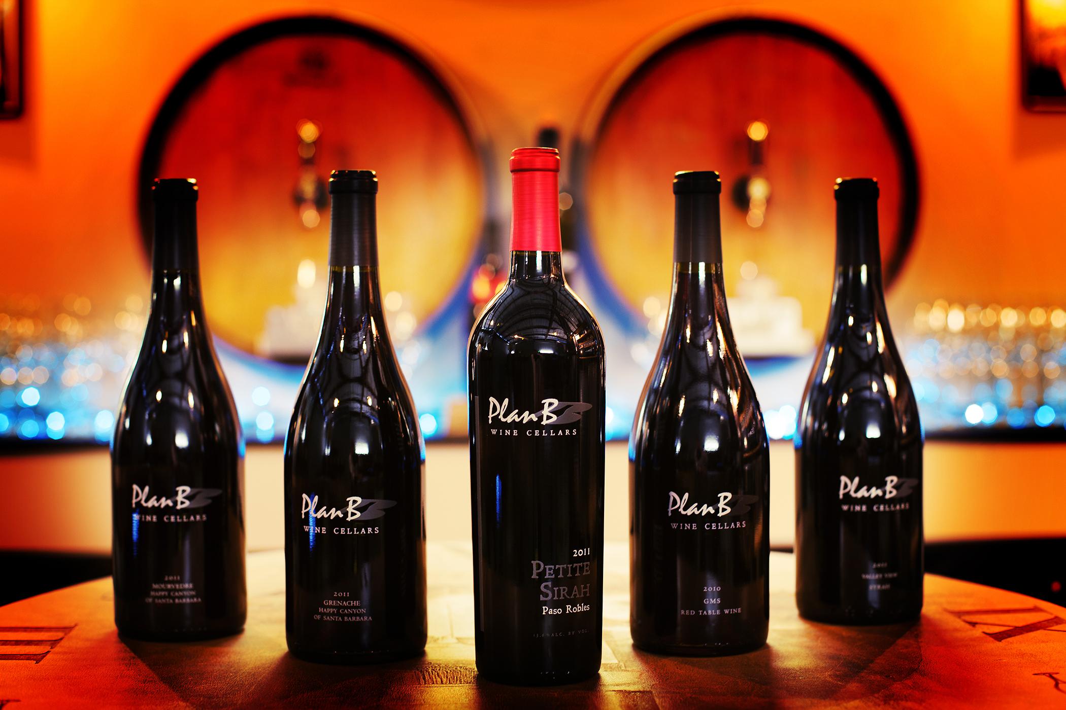 Plan B Wine Cellars  Edible Ojai u0026 Ventura County