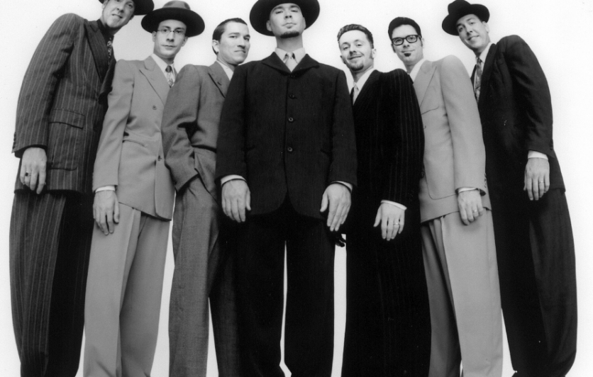 Big Bad Voodoo Daddy to play at CSUCI President's Concert & Dinner
