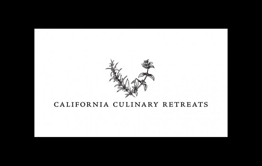 california culinary retreats logo