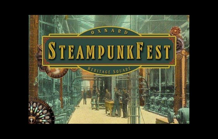 steampunk fest logo
