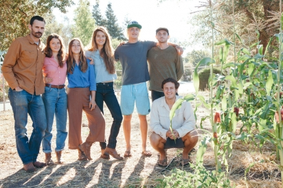 Poco Farm crew
