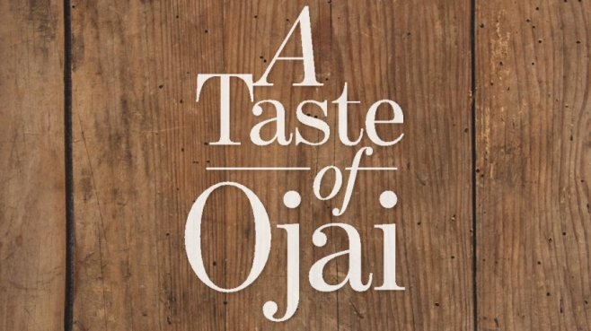 Cover Page of A Taste of Ojai: A Collection of Small Plates